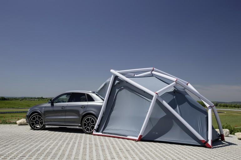 Foto de Tienda de campaña para Audi Q3 (12/12)
