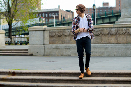 Street Style Urban Outfit