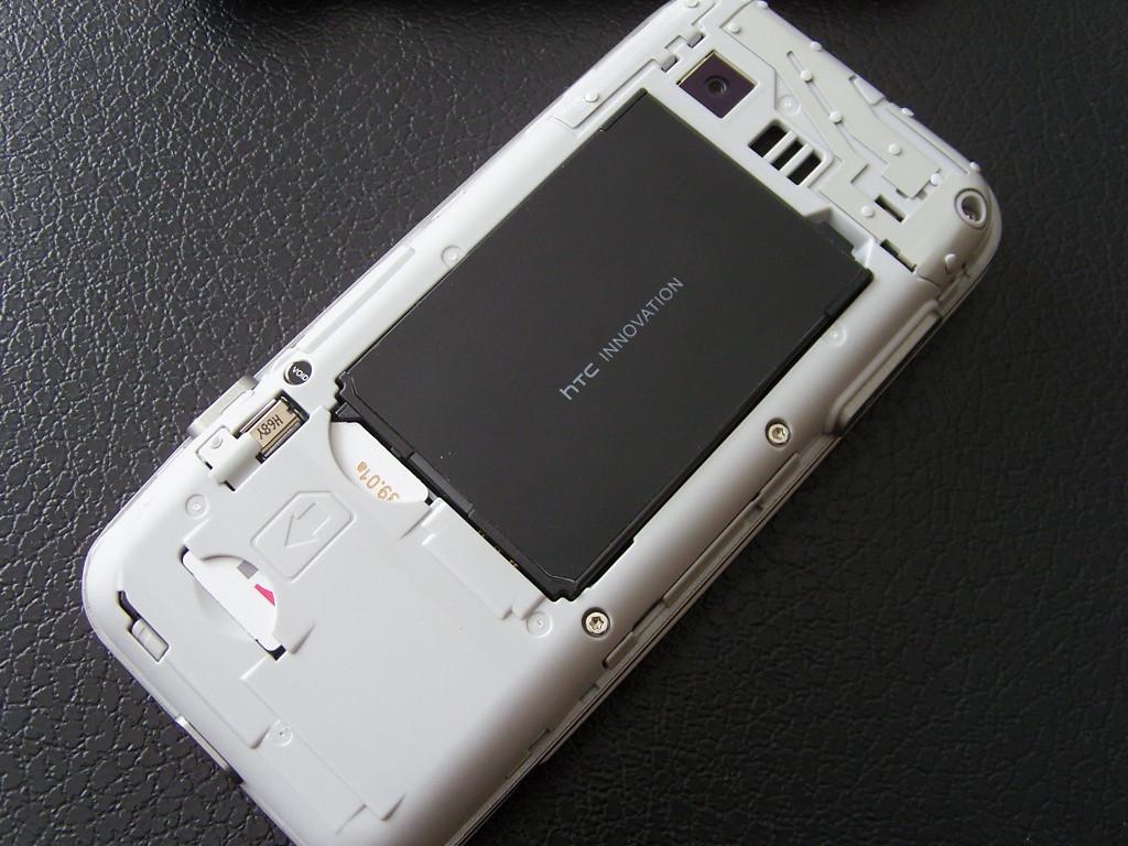 Foto de T-Mobile G1 White (19/24)