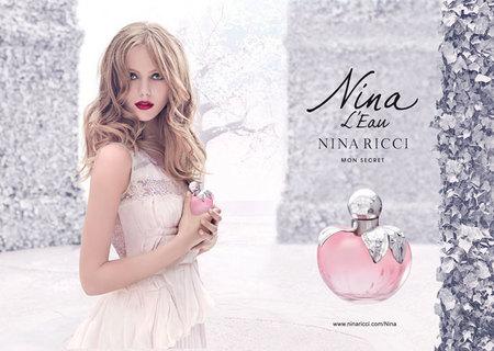 L'eau de Nina, un cuento de invierno firmado por Eugenio Recuenco con una princesa llamada Frida