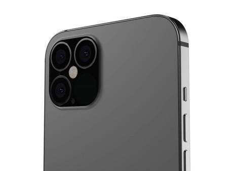 Iphone 12 Pro Max Camara Sensor