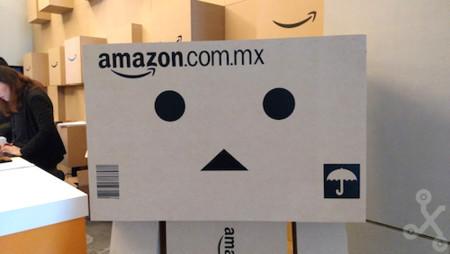 Amazon llega a México, toda la información