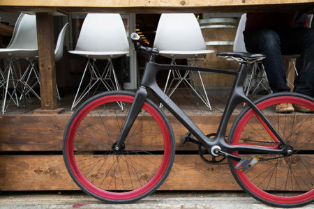 Valour connected bike
