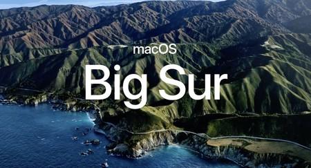 macOS Big Sur: el mayor rediseño viene cargado de transparencias para que las Mac se parezcan al iPhone