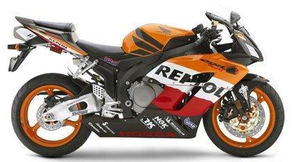 Greg House tiene moto nueva, una Honda CBR1000RR