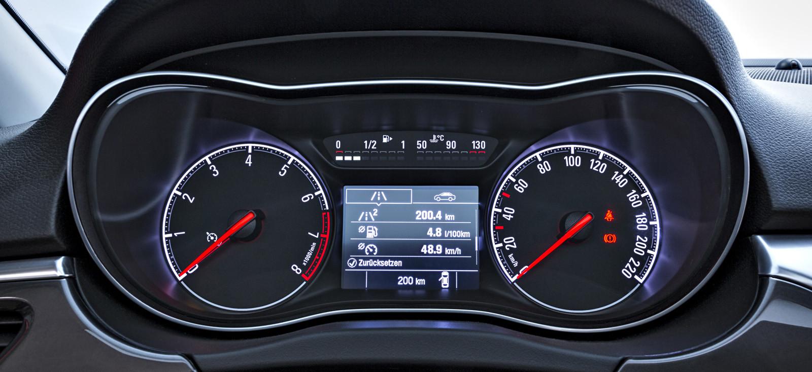 Foto de Opel Corsa (comparativa) (21/47)