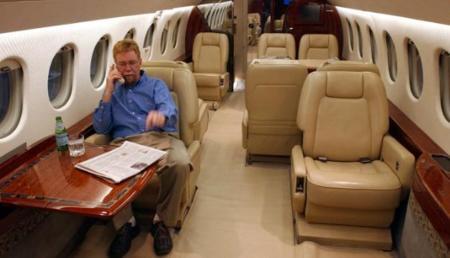 Teléfono Avión