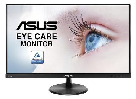 Monitor Asus VC279H, con pantalla FullHD de 27 pulgadas, por 179 euros en MediaMarkt