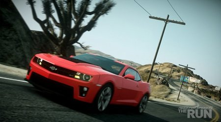 'Need for Speed: The Run': la espectacular lista de coches disponibles
