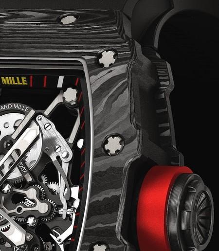 Richard Mille sigue adorando a Rafa Nadal, y el nuevo RM 35-01 así nos lo muestra
