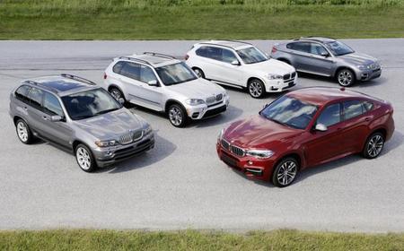 La gama X de BMW ya tiene 15 años