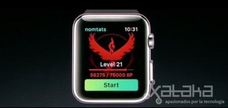 'Pokémon Go' hace su debut en Apple Watch