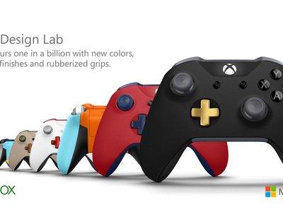 Los mandos personalizados de Xbox llegan a Europa, España incluida [GC 2017]