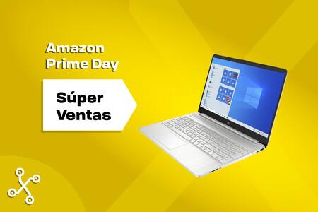 Este HP arrasa en ventas en el Prime Day, un portátil sencillo y equilibrado para ofimatica e internet por 369 euros