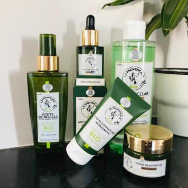 Nunca he tenido el rostro tan nutrido y mi secreto es el aceite de oliva que llevan estos productos de La Provençale