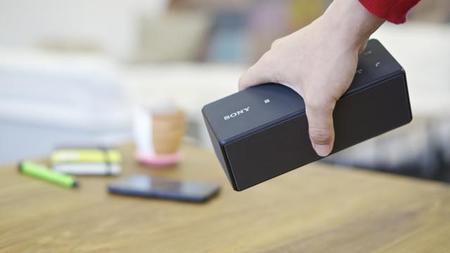 Sony SRS-X3, la bocina portátil ideal para nuestro smartphone llega a México