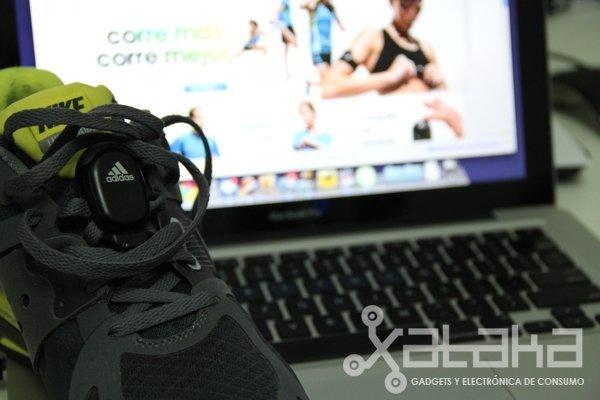 Derecho ventajoso Murmullo  Adidas MiCoach, probamos el entrenador personal