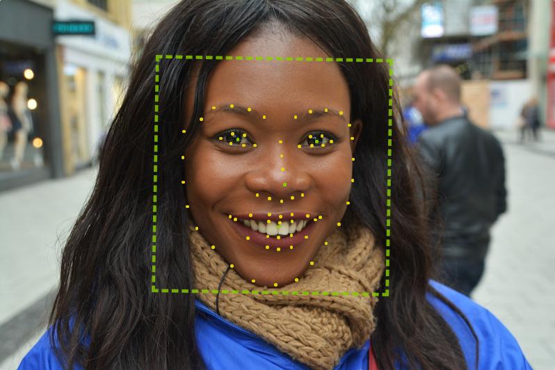 Resultado de imagen para reconocimiento facial afroamericanos
