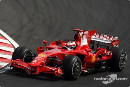 Bridgestone devuelve el guante a Ferrari