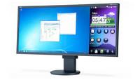 NEC y su monitor IPS superpanorámico nos ofrecen una pantalla doble