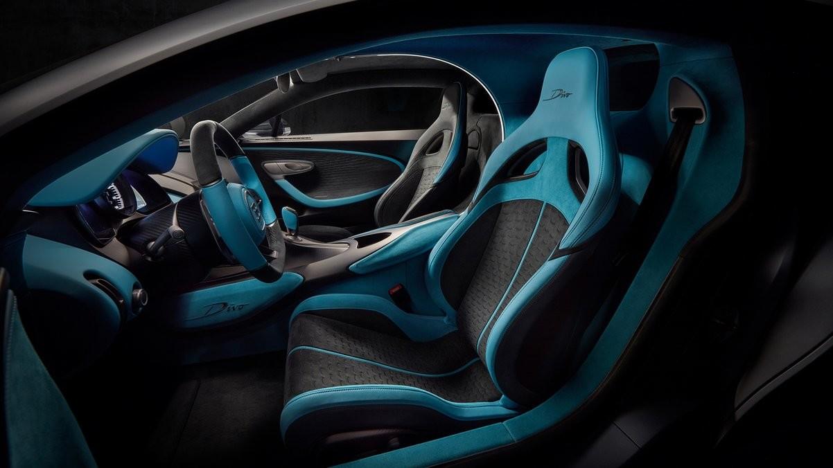 Foto de Bugatti Divo (1/8)
