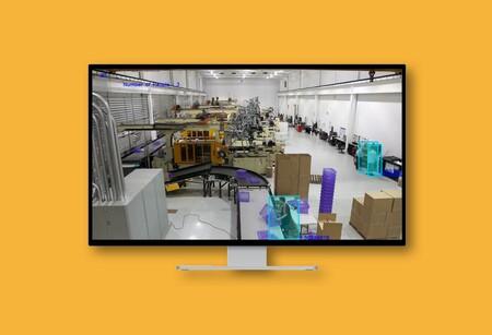 Amazon presenta un nuevo sistema de aprendizaje automático con herramientas para monitorizar trabajadores y maquinaria en fábricas