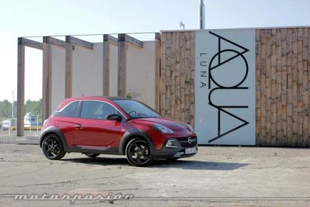 Opel Adam Rocks, toma de contacto