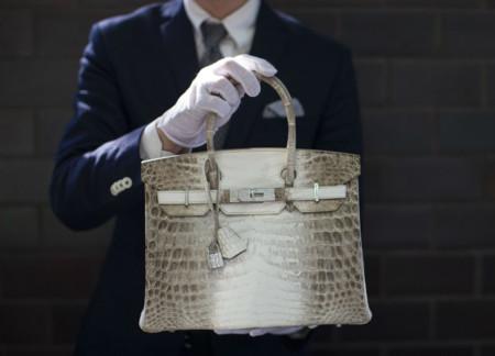 Auction Birkin Bag