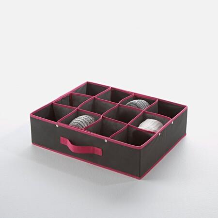 Organizador con 12 compartimentos