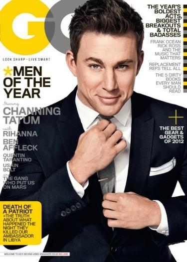 2x1 en Hombre del Año de GQ: Channing Tatum y Ben Affleck ¡Nos los quitan de las manos!