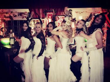 La fiesta de Halloween de Kate Hudson: una locura... ¡muy poco zombie!