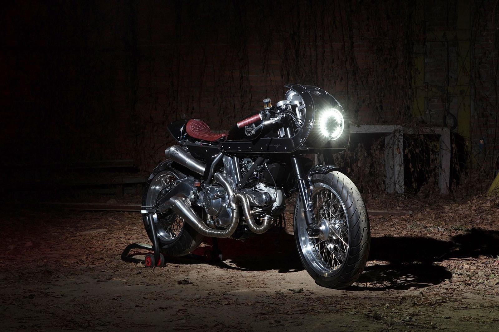 Ducati Anvil Motociclette
