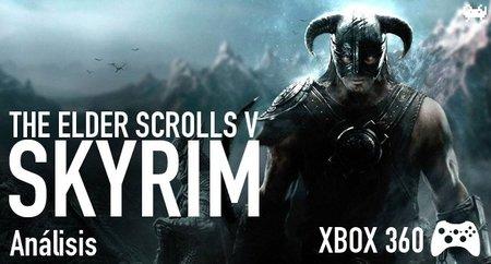 'The Elder Scrolls V: Skyrim' para Xbox 360: análisis