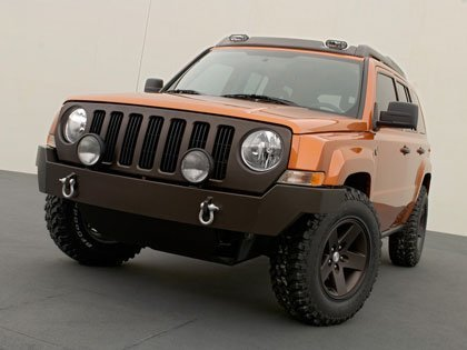 Jeep Patriot SEMA Concept