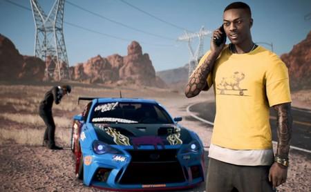 De 0 a 100 en dos horas, eso es lo que he tardado en engancharme a Need for Speed Payback