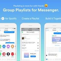 Ahora podrás compartir tus listas de Spotify a tus amigos a través de Facebook Messenger