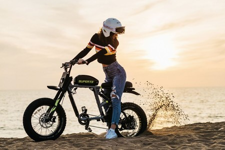 Super 73: una bicicleta eléctrica de estética scrambler que llegará a Europa como ciclomotor por 3.699 euros
