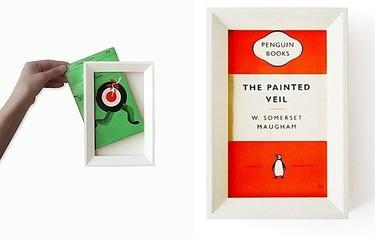 Picturebook, un marco para lucir tus libros