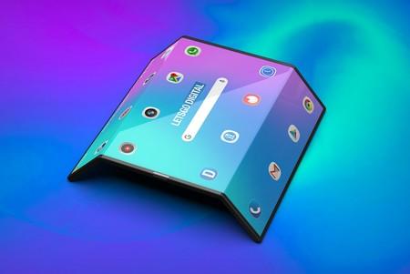 Xiaomi Smartphone Plegable Diseno
