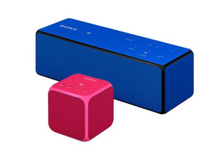 Pon color a tu música con los nuevos altavoces portátiles de Sony