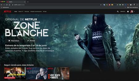 Si accedes a Netflix, HBO o Amazon Prime Video desde tu navegador
