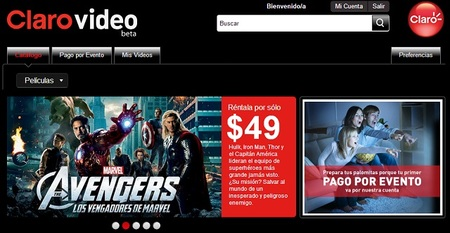 Claro Video estrena su canal para Apple TV en México [Actualizado]