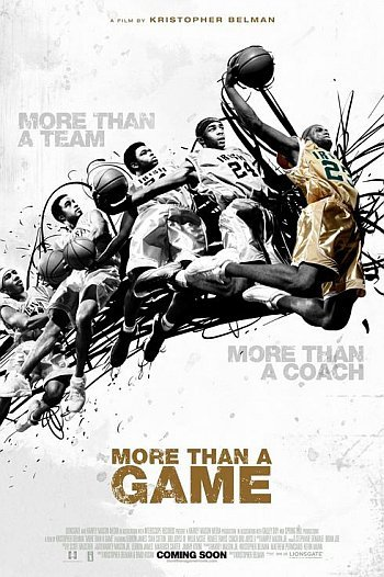 'More Than a Game' con LeBron James, cartel