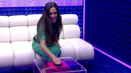Isabel Rábago en 'Secret Story'