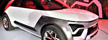 KIA HabaNiro: un vehículo que fue dotado de todas las tecnologías que integrará la marca a futuro
