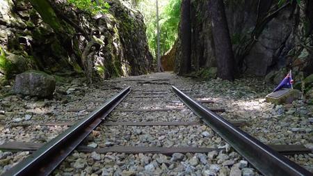 El Ferrocarril de la Muerte y el Corte del Infierno. Kanchanaburi, Tailandia (I)