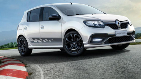 Renault Sandero R.S 2.0: el Sandero más potente, sólo para algunos mercados de Sudamérica