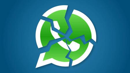 WhatsApp vuelve a batir su récord de mensajes enviados en Año Nuevo y manteniendo la tradición de caerse
