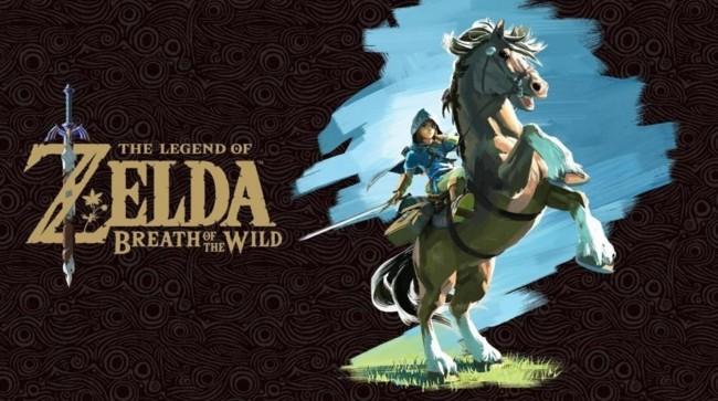 The Legend Of Zelda Breath Of The Wild Link Horse 810x452