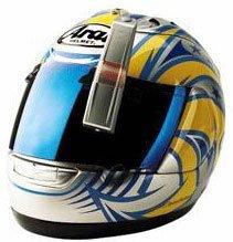 SportVue MC2, casco con información en la visera